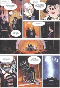 Page 3 de la BD Freaks' Squeele - Rouge - Tome 2 : ma douce enfant