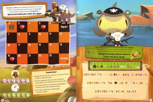 Livre de jeux (Dofus - Kerubim)
