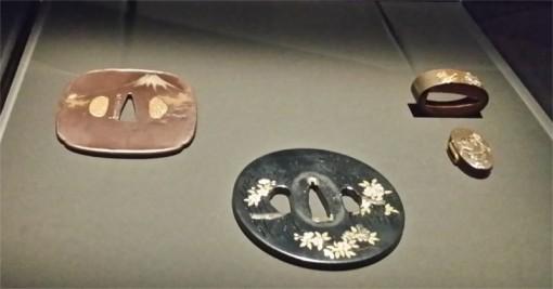 Exemple de Tsuba du XIXème siècle