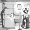 Tohsaka et Archer discutent sur le plan de Tohsaka et la mort programmée d'un Servant