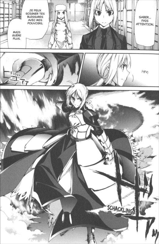 Page 3 du manga Tome 2 de Fate / Zero