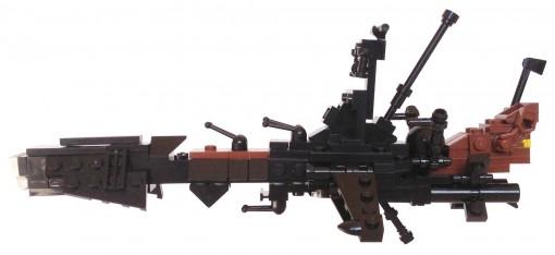 Mini Arcadia Lego (Harlock)