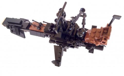 Mini Arcadia Lego (Herlock)