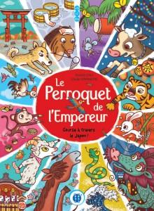 Couverture du livre le perroquet de l'empereur