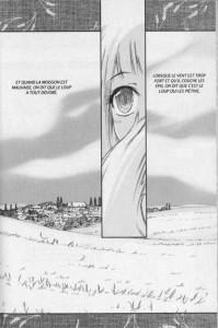 Page 2 du volume 1 du manga Spice & Wolf