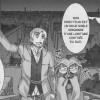 Lawrence présente le compoir de Mirône(manga Spice & Wolf Tome 2)