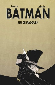 Batman - jeu de masque