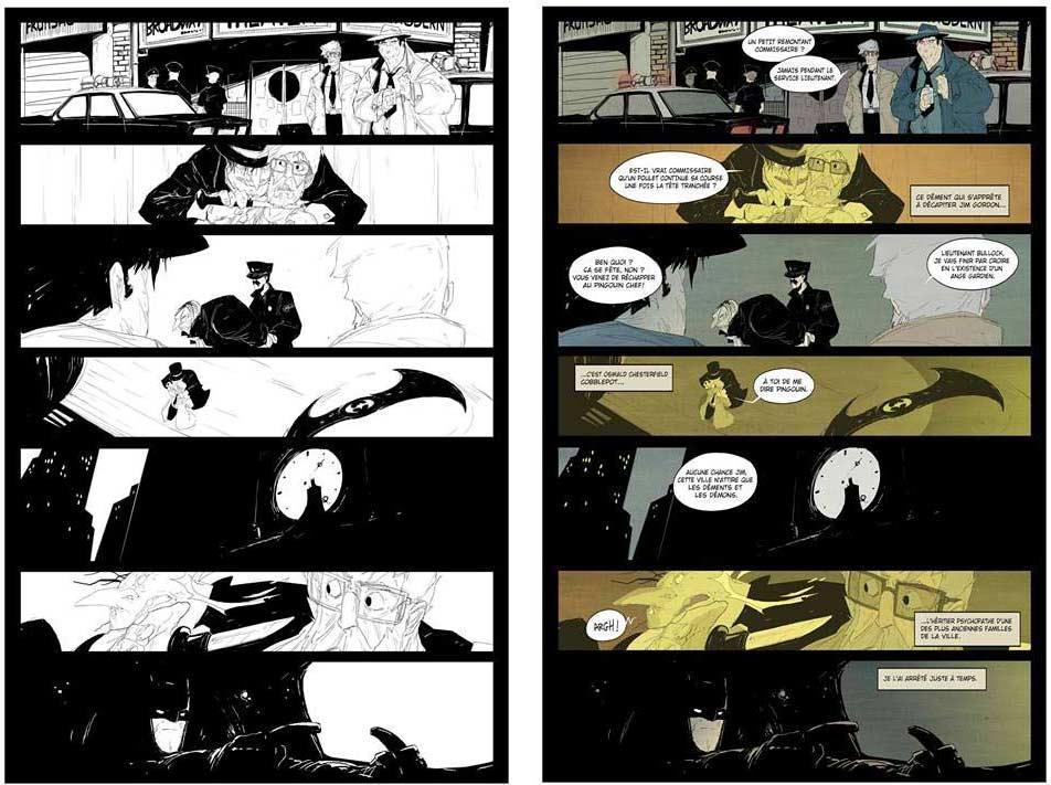 bande dessinee batman
