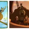 Les pirates de la barque sont ceux de l'épisode 9