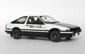 Initial D - Toyota Trueno AE 86 - AUTOart