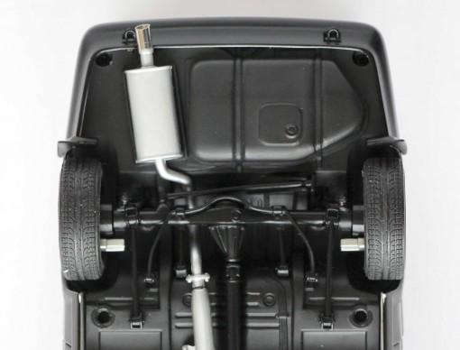 Châssis de la AE86 d'INITAL D