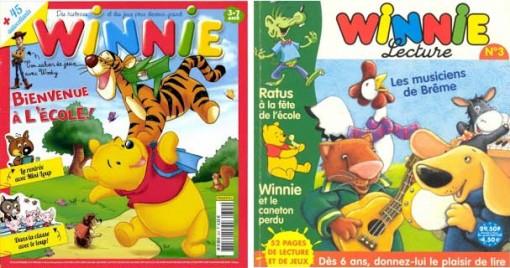Winnie Magazine - Winnie Lecture