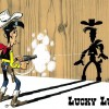 Lucky Luke - tire plus vite que son ombre