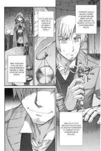 Page 2 du manga Spice & Wolf Tome 4