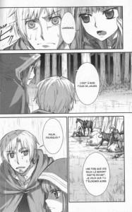 Page 2 du tome 6 du manga Spice & Wolf