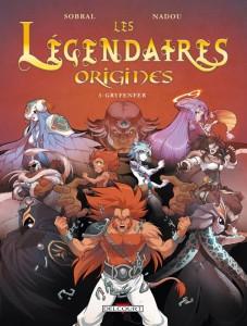 Les Légendaires Origines - Tome 3 - Gryfenfer