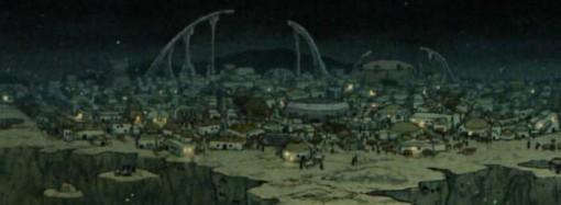 ville d'Eisleymos (Les Légendaires)