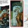 """""""Chez Nami"""" reprend le personnage de Nami tirée de One Piece."""