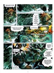 Page 2 : Les Légendaires Origines - Tome 3