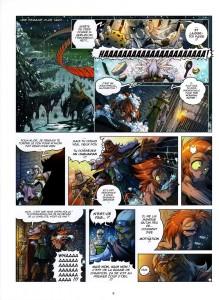 Page 4 : Les Légendaires Origines - Tome 3