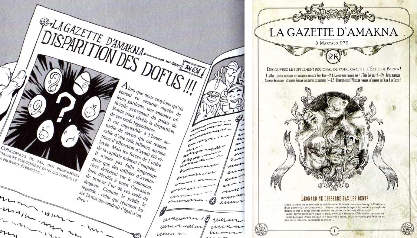 La Gazette d'Amakna