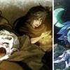 Samaël et Menthos son père de substitution (Légendaires)