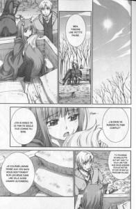 Page 3 du tome 7 de Spice & Wolf