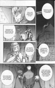Page 3 du tome 9 du manga Spice & Wolf