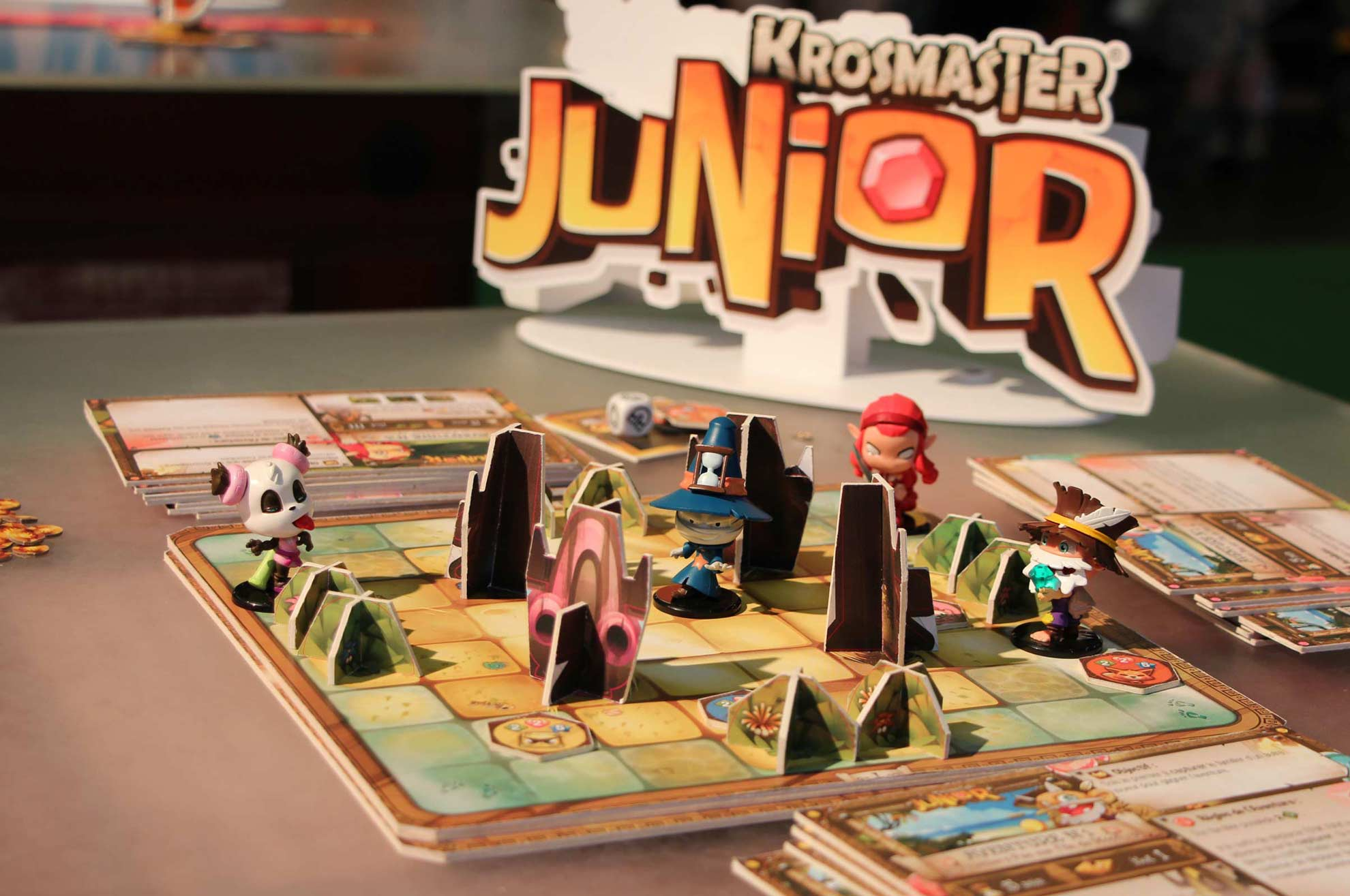 Krosmaster Junior (prototype)