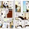 Page 1 et 2 de Pan'Pan Panda - tome 3