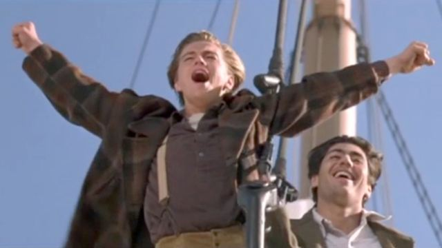 Titanic - Roi du monde