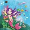 Teasing du livre jeunesse Auréa la protectrice des océans