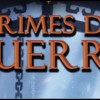 Header Otakia du roman Crimes de Guerre (warcraft)
