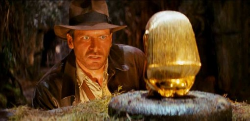 Indiana Jones - statuette