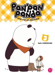 Pan'Pan Panda - tome 3