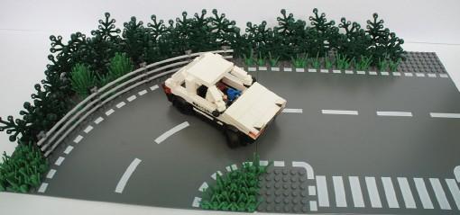 AE86 Lego (Initial D)