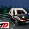 AE86 - Lego - Initial D