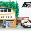 Initial D - Lego