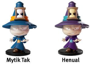 Mytik Tak et Henual - Krosmaster