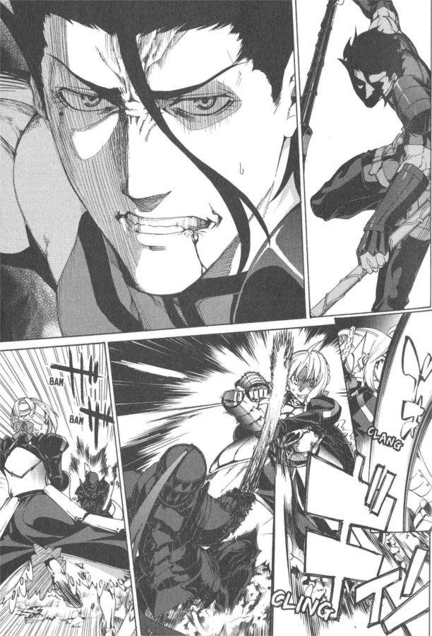 Page 3 du tome 3 du manga Fate Zero