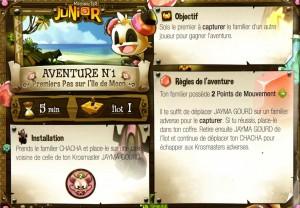 Krosmaster Jayma Gourd Carnet d'aventures page 2