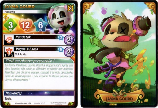 Jayma Gourd carte Krosmaster
