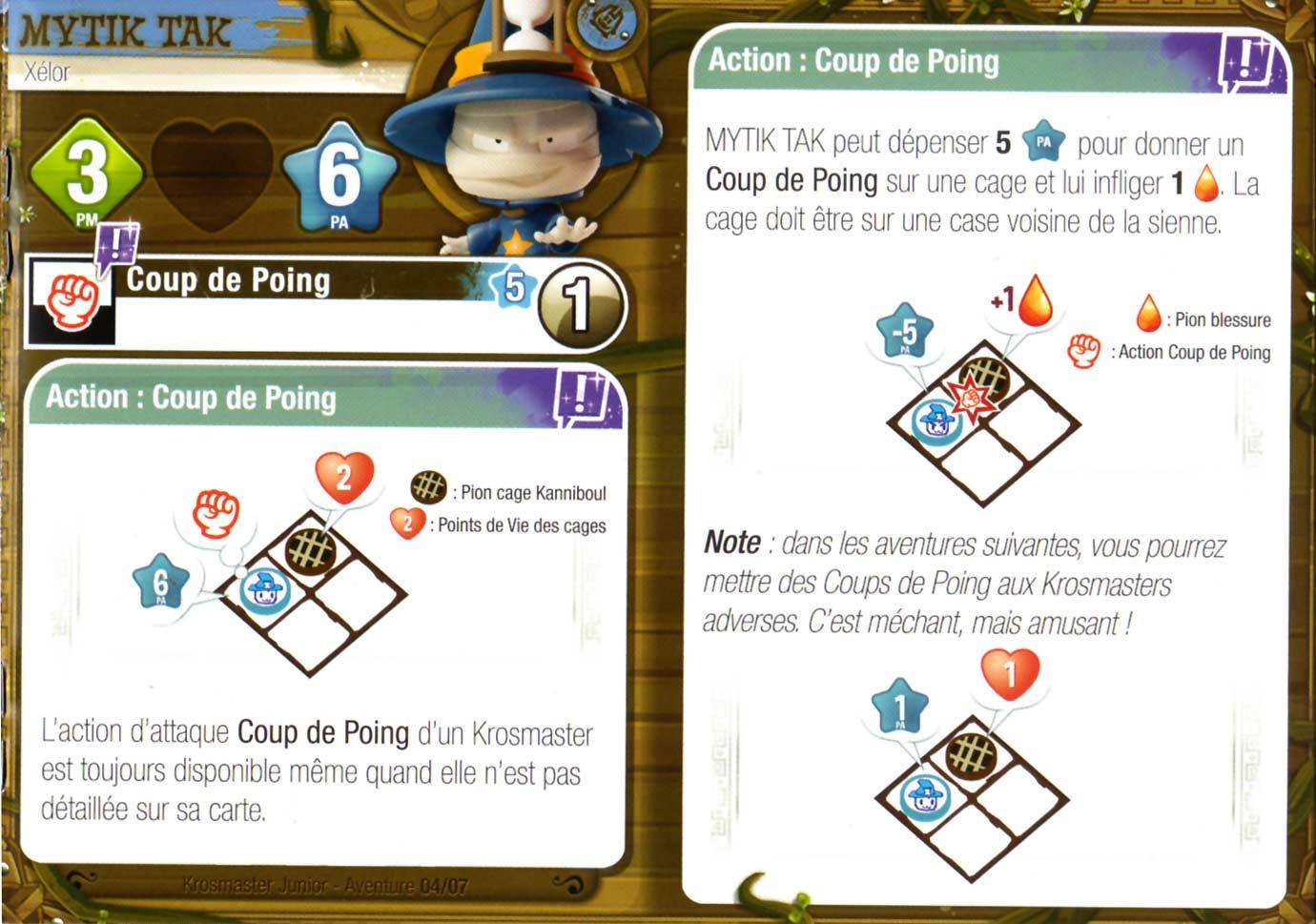 Page 9 du Carnet d'aventures de Mytik Tak