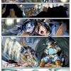 Page 1 du tome 17 des Légendaires