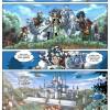 Page 2 du tome 17 des Légendaires