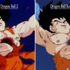Compraison Dragon Ball Z et Kai