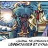 Danaël s'explique avec les Légendaires