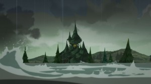 Royaume Sadida sous les eaux