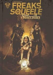 Couverture du tome 2 de Freaks' Squeele - Funérailles 2