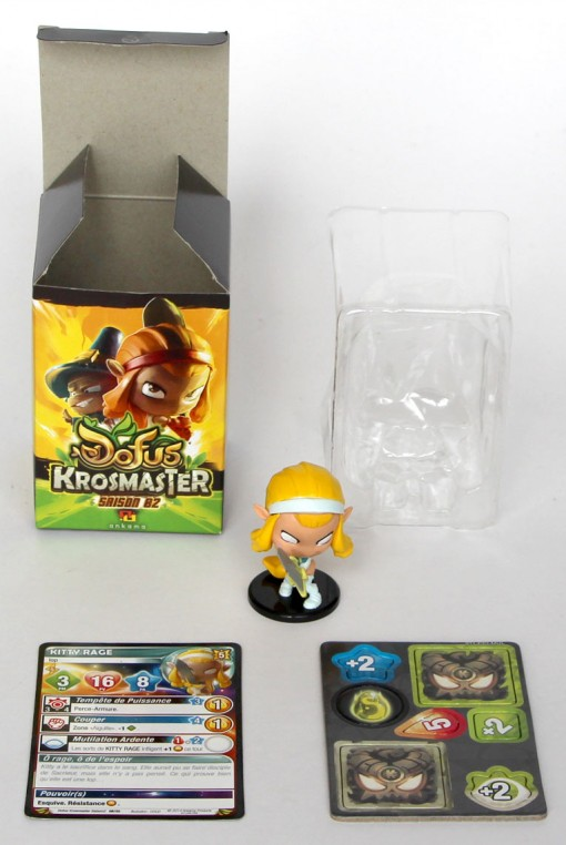 Kitty Rage Blind Box (Krosmaster)